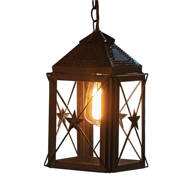 Blackstone Lantern Pendant Light