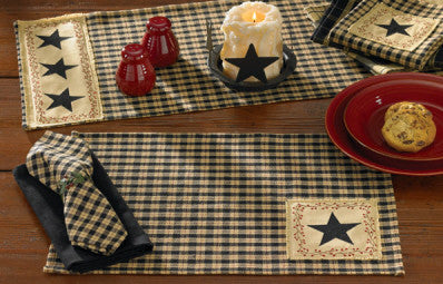 Star Patch Placemat