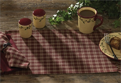 Sturbridge Placemat - Wine