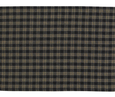 "Sturbridge Lined Panel - 63""L - Black"