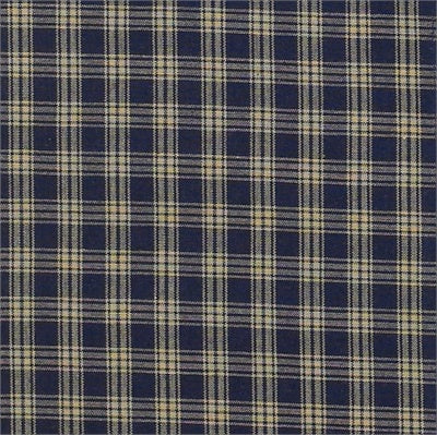 "Sturbridge Lined Gathered Swag - 36""L - Navy"