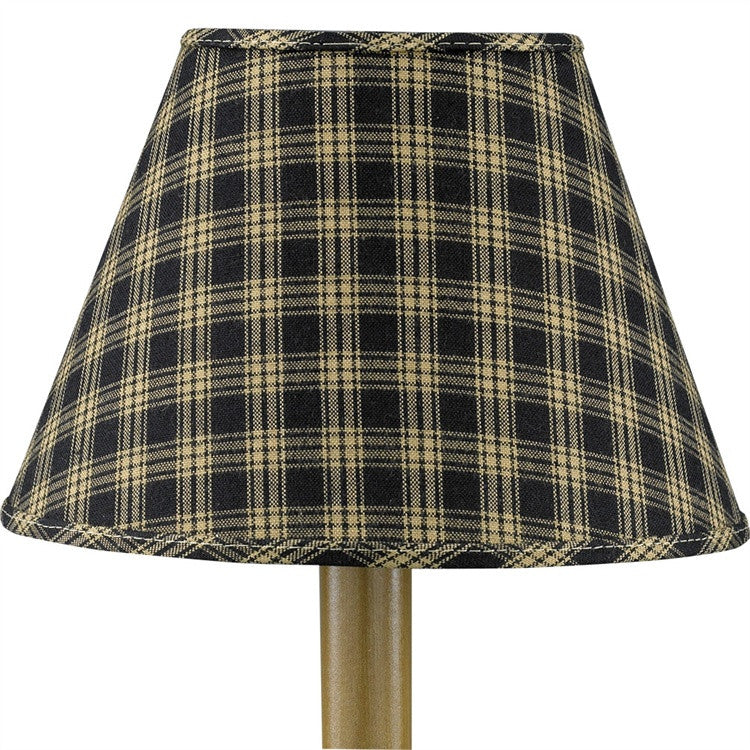 "10"" Sturbridge Shade - Black"