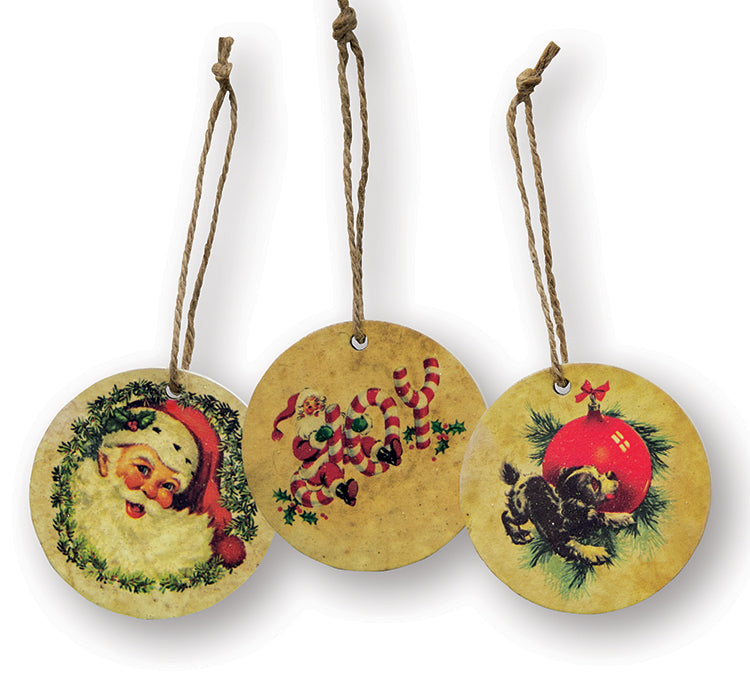 Vintage Christmas Ornament-Assorted