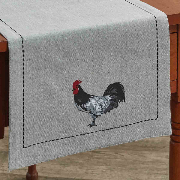 Chicken Coop Table Runner