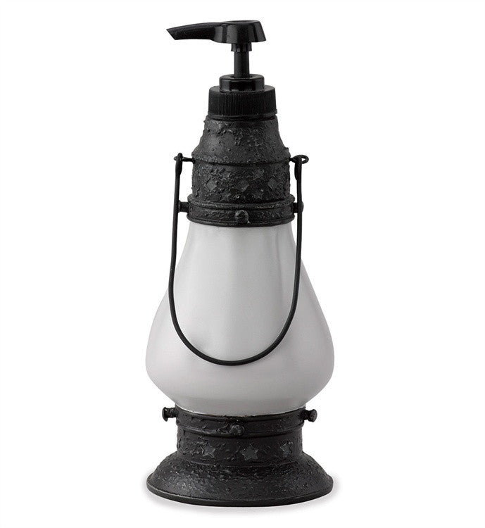 Antique Bath Dispenser