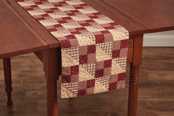Apple Jack Table Runner