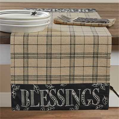 Inspired Blessings Table Runner