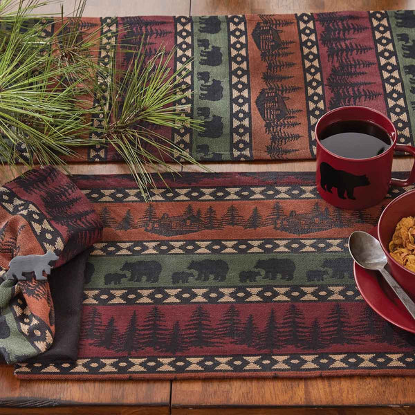 Mountain Bear Placemat