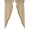 Abilene Star Prairie Panel Curtain Set