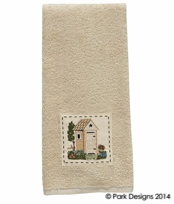 Outhouse Terry Hand Towel