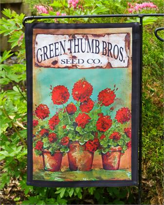 Green Thumb Bros Flag