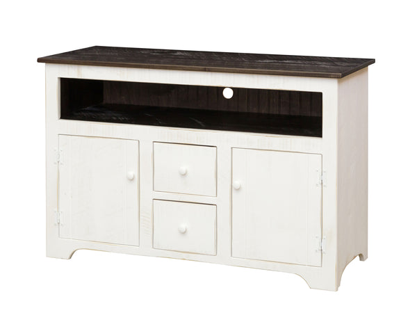 TV Stand-Console with Drawers