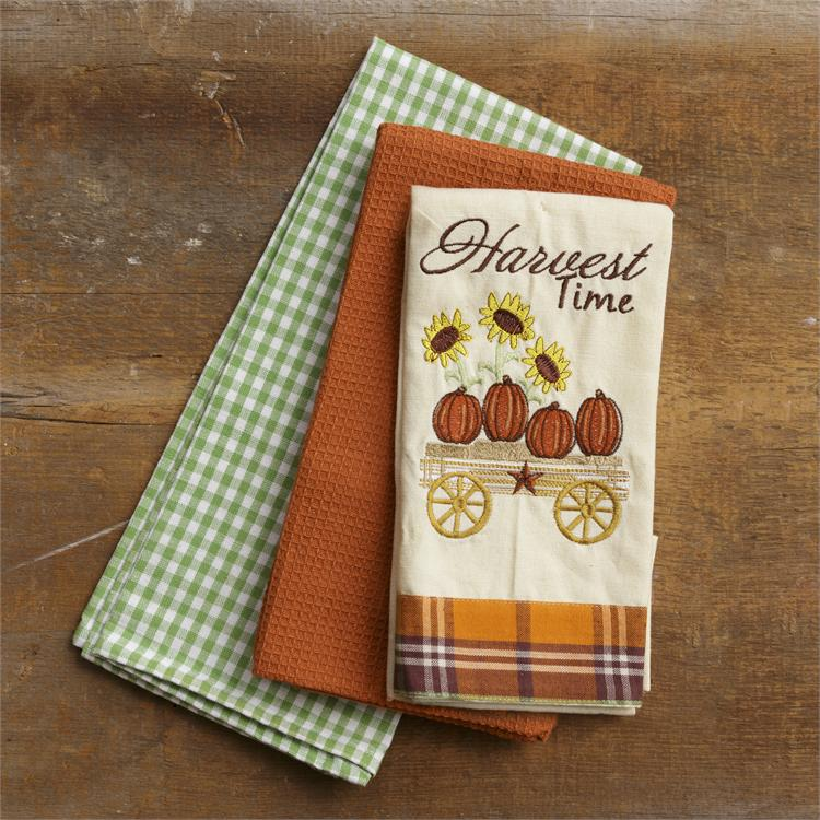 Tea Towels - Harvest Time