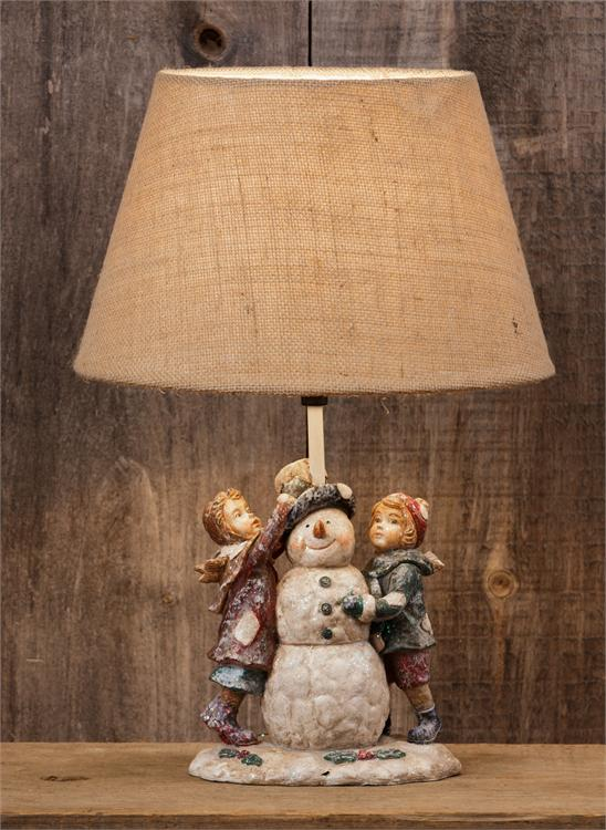 Table Lamp - Winter