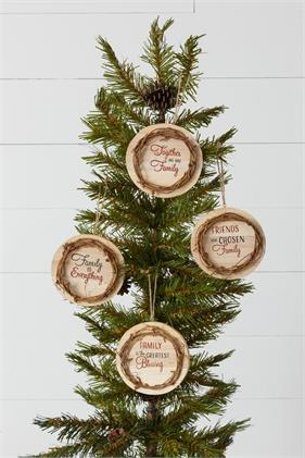 Ornament-Family Sayings