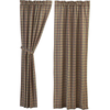 Wyatt Panel Curtain Set of 2