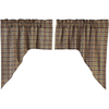 Wyatt Swag Curtain Set of 2 36x36x16