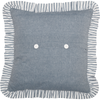 Sawyer Mill Blue Barn Star Pillow