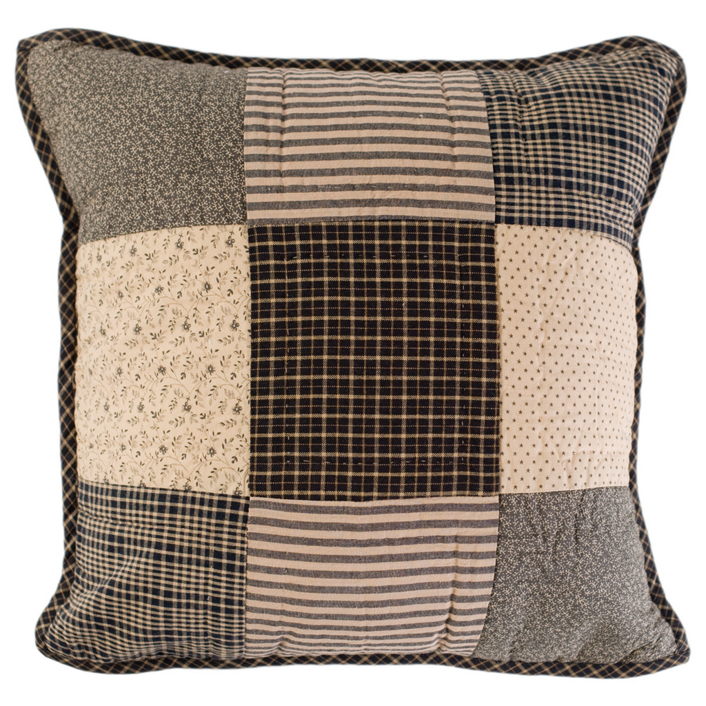 "Kettle Grove 16"" x 16"" Quilted Pillow"