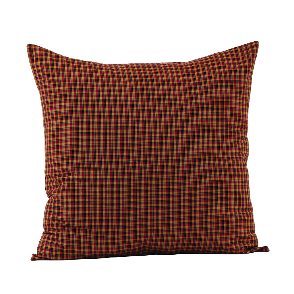 "Patriotic Patch 16"" x 16"" Pillow"