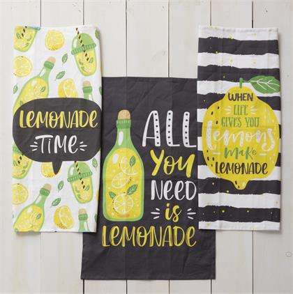 Tea Towels - Lemonade