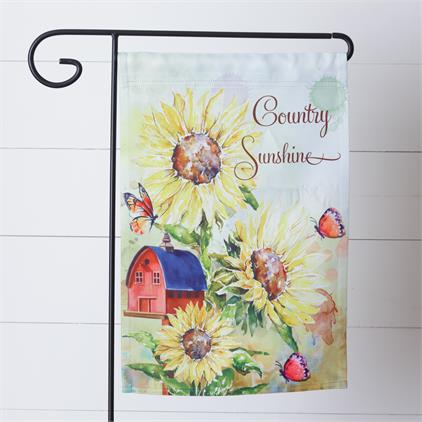 Country Sunshine Flag