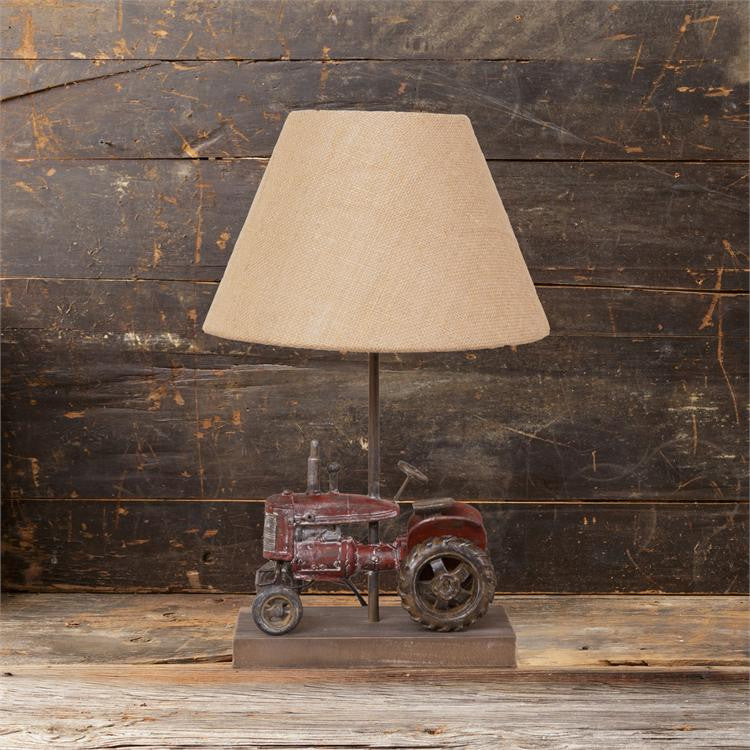 Lamp Tractor