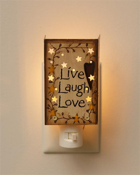 Night Light - Live Laugh Love