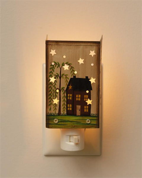 Night Light - Primitive House