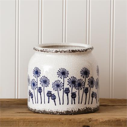 Pottery - Dandelion, Small