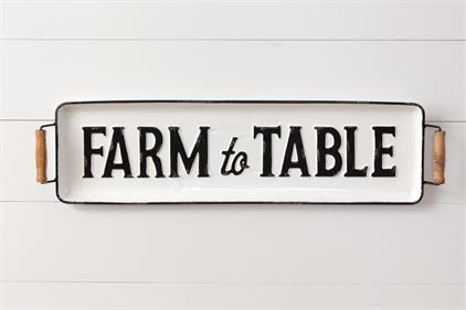 Tray - Farm To Table