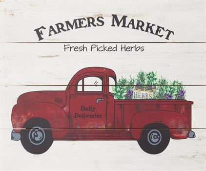 Sign - Farmers Market