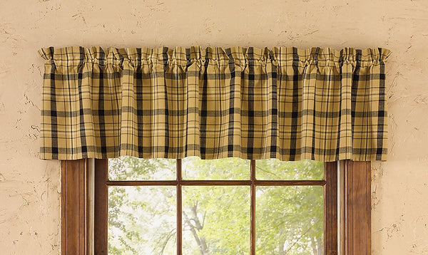 "Sheffield Valance 72"" x 14"""