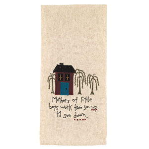 Mothers Sampler Towel