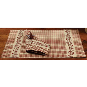 Farmhouse Berry Placemat