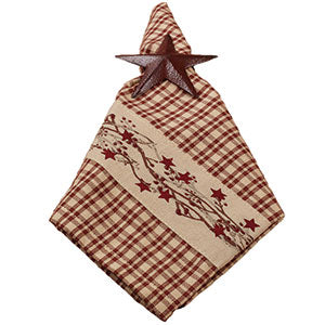 Farmhouse Berry Napkin