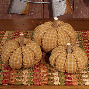 Homespun Pumpkins