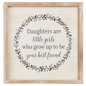 Daughters Sign