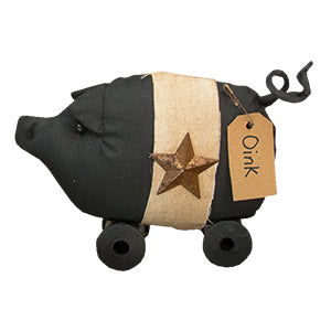 Spool Pig-Black