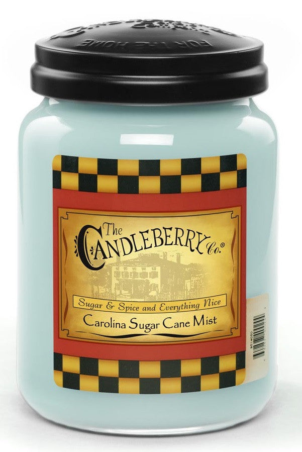 Carolina Sugar Cane Mist 26 oz. Jar Candle