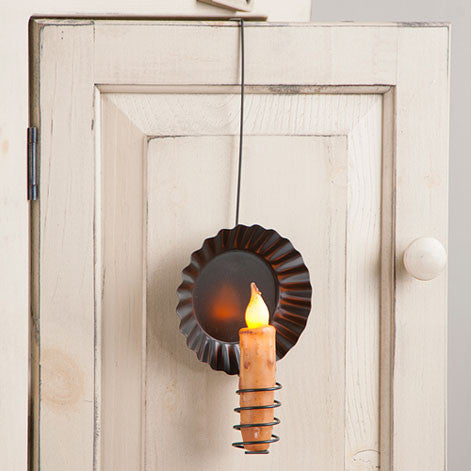 Hanging Wire Sconce