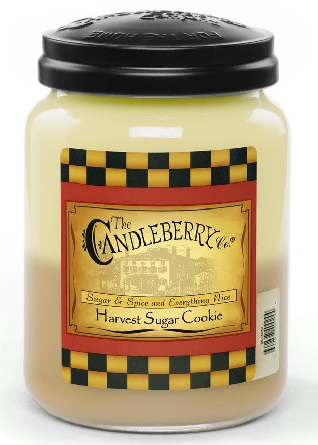 Harvest Sugar Cookie 26 oz. Jar Candle