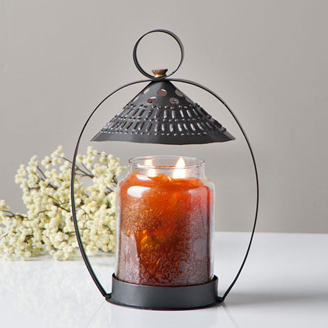 Canopy Candle Holder