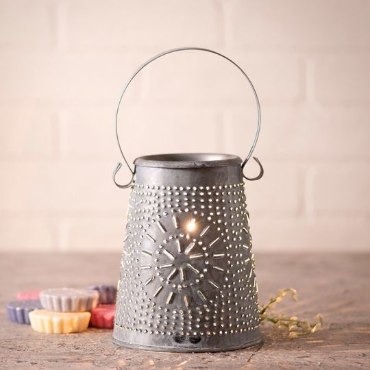 Original Wax Melter in Weathered Zinc