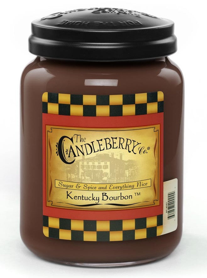 Kentucky Bourbon 26 oz. Jar Candle