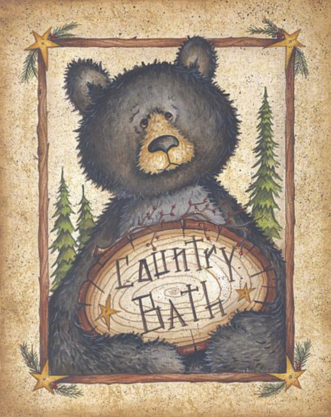 Bear Country Bath