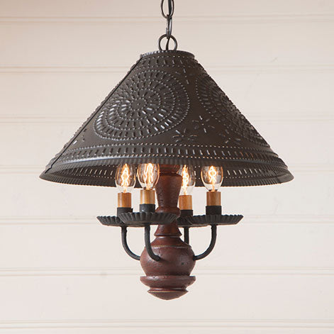 Irvins country tinware tagged pendants foyer kc country home accents