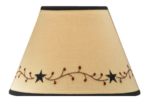"14"" Star Vine Lampshade"