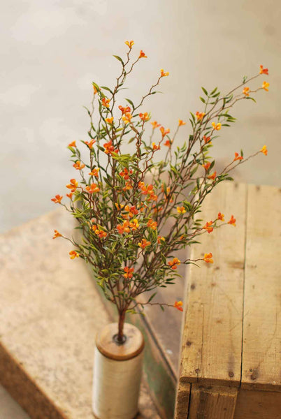 "22"" Harvest Flowers-Rusty"