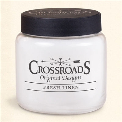 Fresh Linen 16 oz. Jar Candle